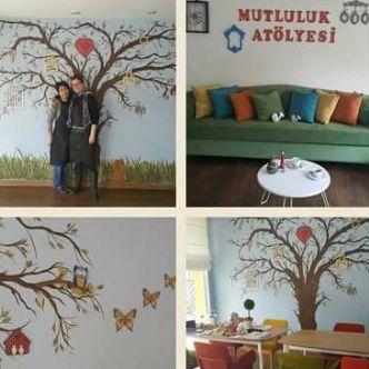Ev, otel ve işyeri dekorasyonlarımızdan bazıları